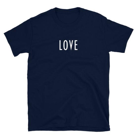 Fashion dark love t-shirt | Flirty T-shirts Store