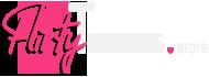 Flirty T-shirts Store logo